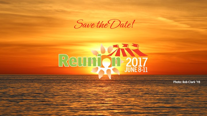 Reunion 2017 Save the Date