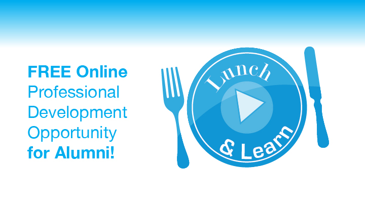 October GOLD Lunch and Learn