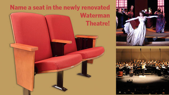 Waterman Seat Campaign
