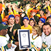 SUNY Oswego Shatters Guinness World Record Live During Rokerthon