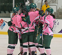 February photo gallery women's hockey photo