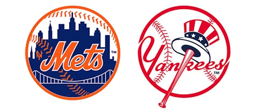 Image result for mets yankees